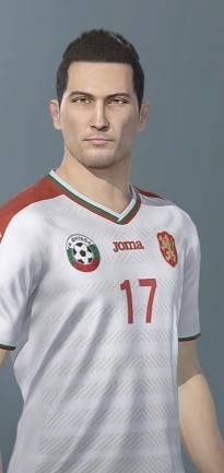 Georgi Milanov - Pro Evolution Soccer Wiki - Neoseeker