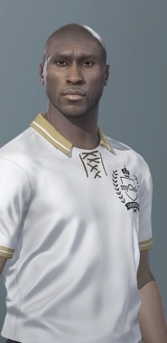 Sol Campbell - Pro Evolution Soccer Wiki - Neoseeker