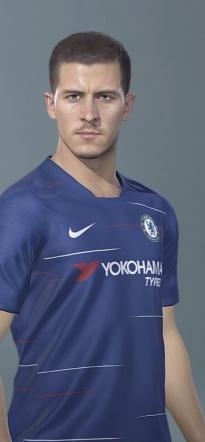 Eden Hazard - Pro Evolution Soccer Wiki - Neoseeker