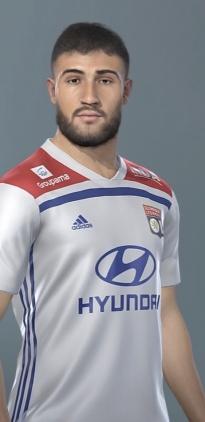Nabil Fekir - Pro Evolution Soccer Wiki - Neoseeker