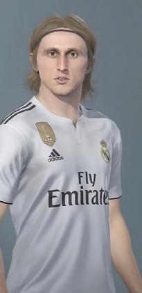 Luka Modric - Pro Evolution Soccer Wiki - Neoseeker