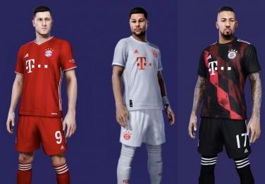 Fc Bayern Munich Pro Evolution Soccer Wiki Neoseeker