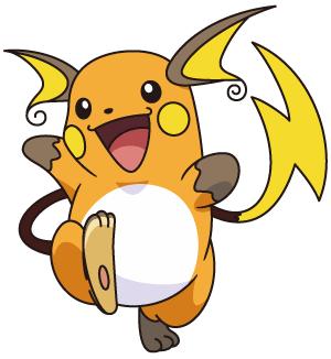[Arhiva] Pokemonii Antrenorilor Raichu