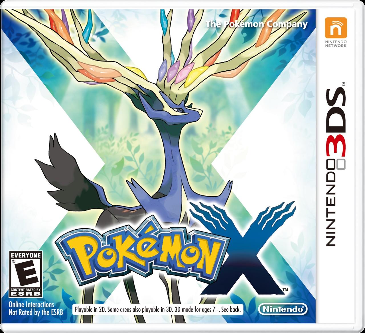 Pokémon X box art.png
