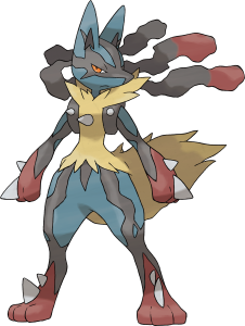 mega lucario Pokemon VGC 2019 Mega Evolution