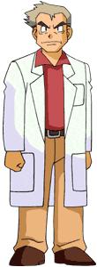 [Rank] Pokémon Professor_Oak