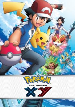 Assistir Pokémon: XY Online