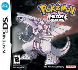 Pokémon Pearl - boxart