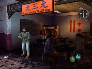 Mahjong Parlour Big Wheel Dragons - Shenmue Wiki - Neoseeker