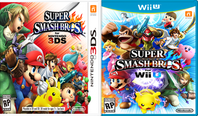 Super Smash Brothers 3ds Wii U Smash Bros Wiki Neoseeker
