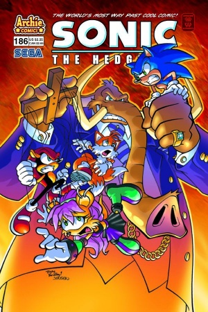 Sonic The Hedgehog Archie Comics Sonic Wiki Neoseeker