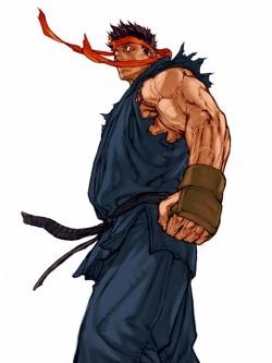 Evil Ryu Street Fighter Wiki Neoseeker
