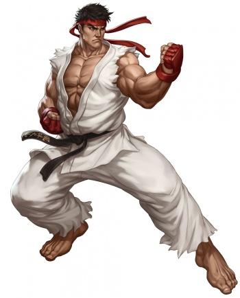 Ryu Street Fighter Wiki Neoseeker