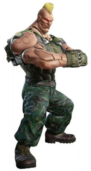 Gun Jack Tekken Wiki Neoseeker