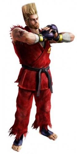 Paul Phoenix Tekken Wiki Neoseeker